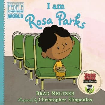 Pennsylvania Has Banned I Am Rosa Parks Comic, And Much More, For A Year