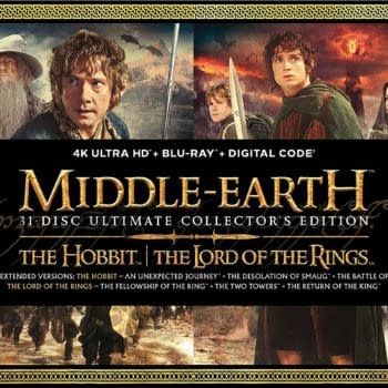 Lord Of The Rings Middle Earth Collection Heads To 4K Next Month