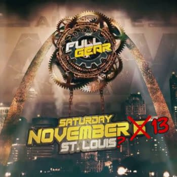AEW Full Gear will now take place on November 13th. No new location has been announced.