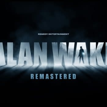 Remedy Entertainment Announces Alan Wake Remastered