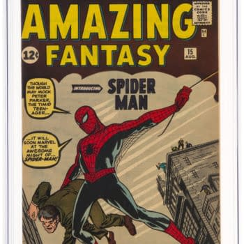 Amazing Fantasy #15 Might Sell For Over $3 Million At Heritage Today