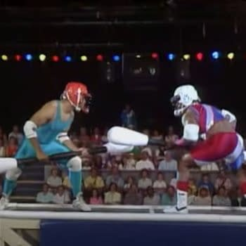 American Gladiators: MGM, WWE Tag Team for Competition Series Reboot