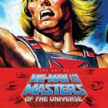 Art of He-Man and the Masters of the Universe Cover