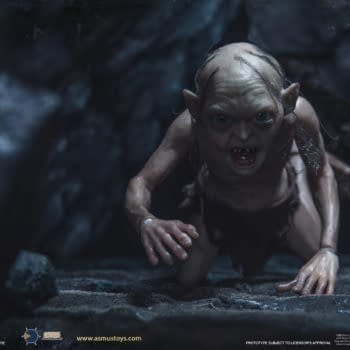 Lord of the Rings Gollum and Sméagol Arrive at Asmus Toys