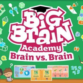 Big Brain Academy Brain Vs. Brain