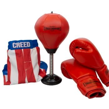 Giveaway: Big Rumble Boxing: Creed Champions Prize Pack