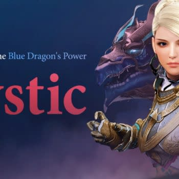 Black Desert Mobile Adds The All-New Mystic Class