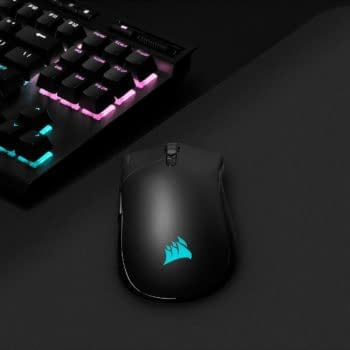 CORSAIR Reveals The Sabre RGB Pro Wireless Gaming Mouse
