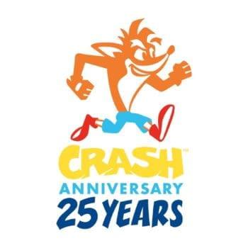 Crash Bandicoot Celebrates The Franchise's 25th Anniversary