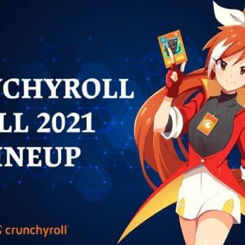 Crunchyroll Announces Fall 2021 Anime Season Lineup