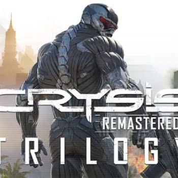 Crysis Remastered Trilogy Receives An October Release Date