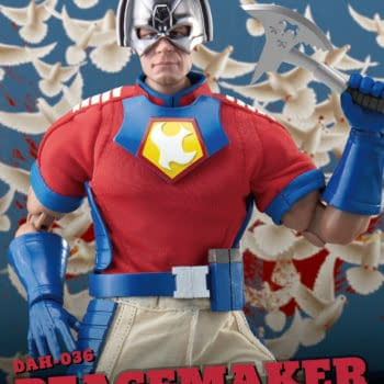 Peacemaker Wants To Serve Up Justice with Beast Kingdom