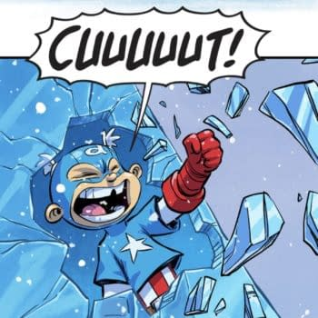 Skottie Young's Giant Size Little Marvels Returns As Infinity Comic