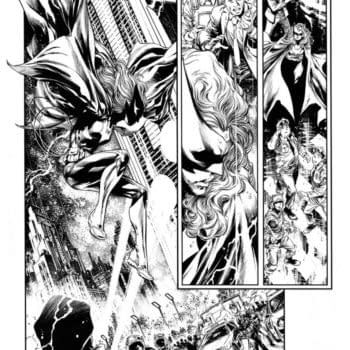 DC Comics December 2021 Solicitations Frankensteined