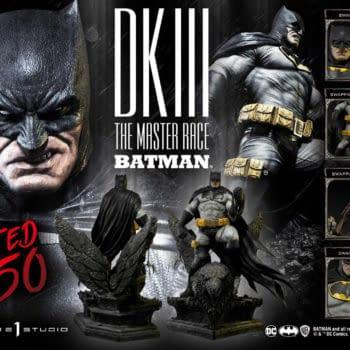 Prime 1 Studios Reveals New Batman Statue Limited to 350 Pieces