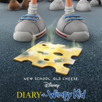 Diary Of A Wimpy Kid Disney+ Film Poster Debuts, Out December 3rd