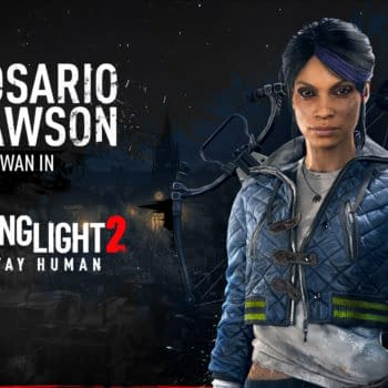 Rosario Dawson Joins The Cast Of Dying Light 2: Stay Human