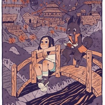 Mai K. Nguyen Auctioned Rights To New Middle-Grade Anzu Graphic Novel