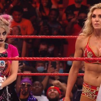 Charlotte Flair will defend the Raw Women's Championship against Alexa Bliss at WWE Extreme Rules.