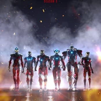 Ultraman Anime Season 2 Coming to Netflix in 2022