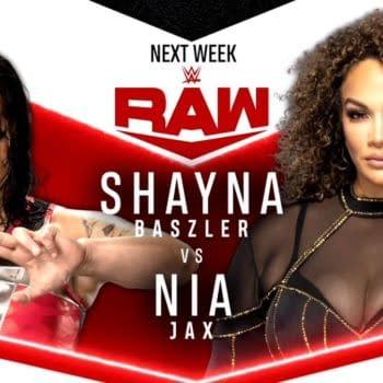 Nia Jax and Shayna Baszler to Collide on WWE Raw Next Week