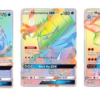 The Cards of Pokémon TCG: Burning Shadows Part 13