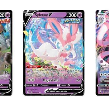 The Cards of Pokémon TCG: Sword & Shield - Evolving Skies Part 11