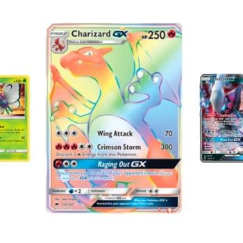 Pokémon TCG Burning Shadows Expansion: Complete Review