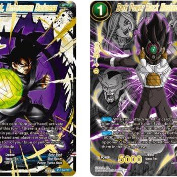 Dragon Ball Super 2021 Anniversary Reprint Reveal: Goku Black