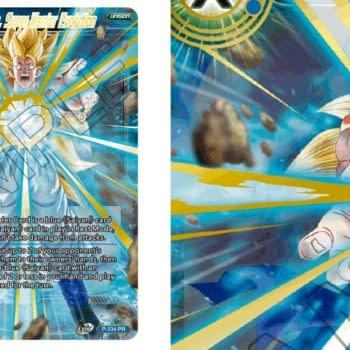 Dragon Ball Super 2021 Anniversary Reprint Reveal: SS3 Gogeta
