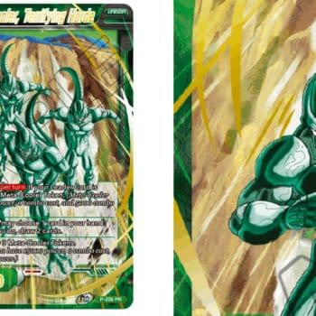 Dragon Ball Super 2021 Anniversary Reprint Reveal: Meta-Cooler