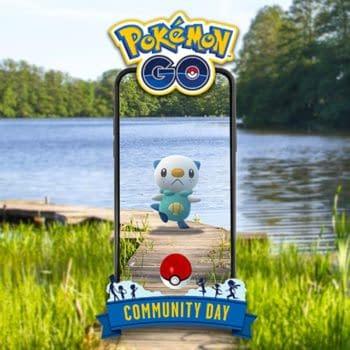 Tomorrow is Oshawott Community Day in Pokémon GO