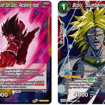 Dragon Ball Super Previews Saiyan Showdown: Kaio-Ken Goku & Broly