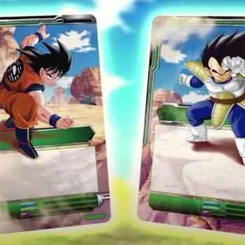 Dragon Ball Super Previews Saiyan Showdown: Goku & Vegeta Leaders