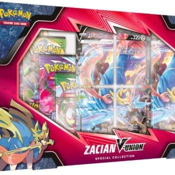Pokémon TCG Product Opening & Review: Zacian V-UNION Box