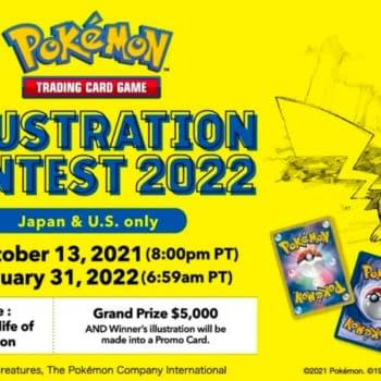 The Pokémon Trading Card Game Announces Illustration Contest 2022
