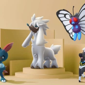 These Are the Shinies Coming in Pokémon GO Fashion Week 2021