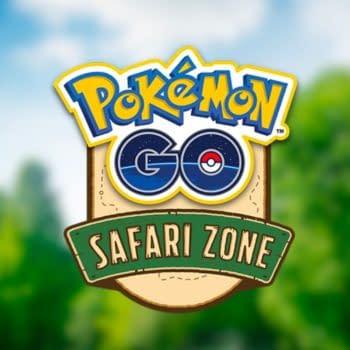 Pokémon GO Announces Safari Zone Make-ups for October 2021