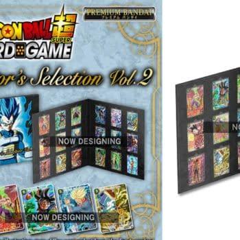 Dragon Ball Super Announces Collector's Selection 02 Pre-Order