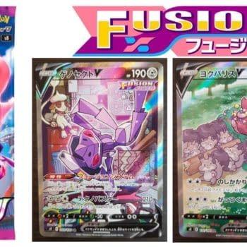 Japanese Pokémon TCG: Fusion Arts Secret Rare Reveal Part 2