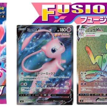 Japanese Pokémon TCG: Fusion Arts Secret Rare Reveal Part 5