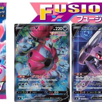 Japanese Pokémon TCG: Fusion Arts Secret Rare Reveal Part 7