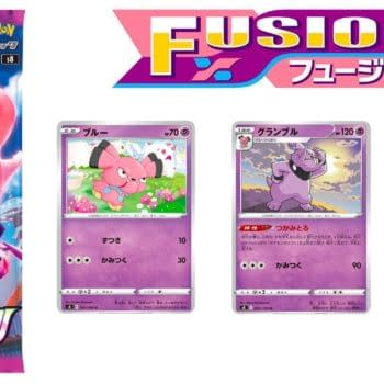 Snubble & Pyukumuku Revealed for Japan's Pokémon TCG: Fusion Arts