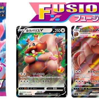 Greedent VMAX Revealed for Japan's Pokémon TCG: Fusion Arts