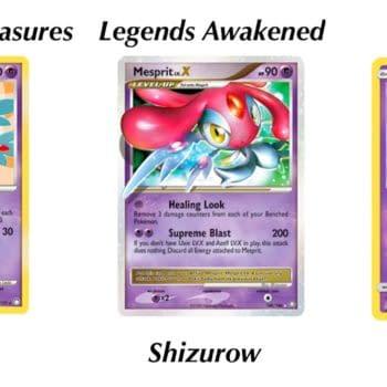 Pokémon TCG Spotlight: Some of the Best Mesprit Cards