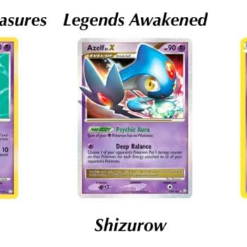 TCG Spotlight: Some of the Best Azelf Pokémon TCG Cards