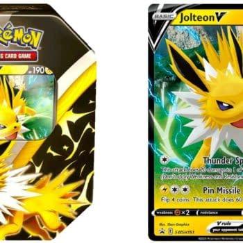 Pokémon TCG Product Review: Eevee Evolution Tin: Jolteon