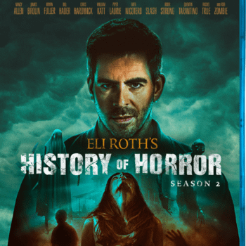 Giveaway: Win A Copy Of Eli Roth's History Of Horror Season 2