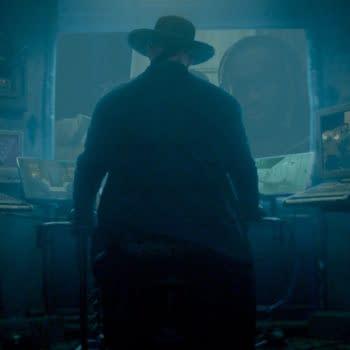 Escape The Undertaker. The Undertaker in Escape The Undertaker. c. Netflix © 2021