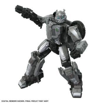 Hasbro Reveals Transformers N.E.S.T Bumblebee Studio Series Figure